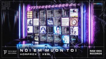 Nơi em muốn tới sự phối hợp tuyệt vời giữa Hoaprox với Xesi